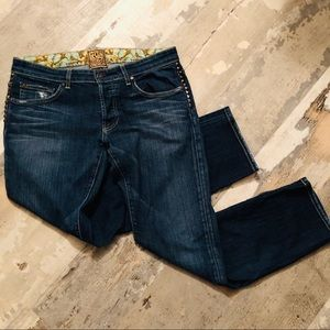 """👖🎉3 for $30!🎉👖rich & skinny """"super studly"""" sz4"""